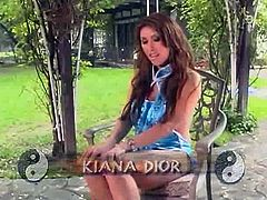 Kianna Dior Asian Goddess