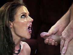 Samantha Ryan epic facial