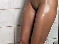 Franziska Facella with small breasts and trimmed twat is ready to pose naked 24/7