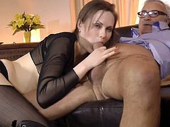 Visit official Jim Slip's HomepageSmashing pleasures do Tina Kay enjoys once letting this old male smash his dick deep in her cramped and juicy cunt