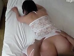 18 year old pussy  hardest anal