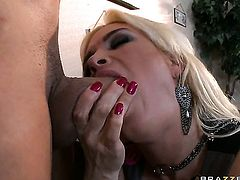 Ramon uses his rock solid ram rod to make Diamond Foxxx happy