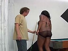 Jada Fire classic interracial