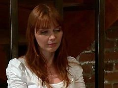 Lorelei Lee Teaches Erotic ginger Marie McCray A Smut Lesson in sadism Vid