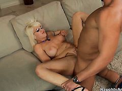 Rocco Reed has fantastic sex with Sindi Star with big ass and bald cunt