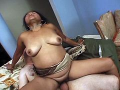 She surely missed the fun old times and all the jizz as this huge young cock drills my busty cum starving whore grandma.