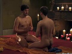 Amateur stud is one of the gay masseuse available known in town and he is known for giving a sexy sensual massage to the whole body for the twinks in there.
