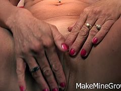 Vanessa Videl was teasing and touching herself when she heard that she will get a black cock to play with. She was really surprised and engulfed it immediately.