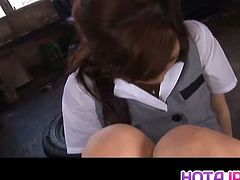 Double blowjob action with nasty Keito Miyazawa.