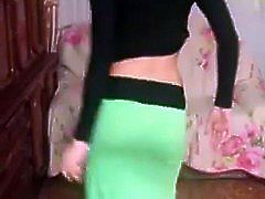 Turkish Young Girl Oriental Dance 2