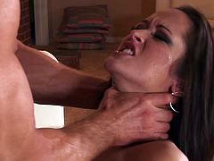 Carmella Bing gets chocked and spanked during rough sex