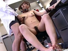 Office slave porn