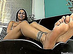 Bethany Benz Feet