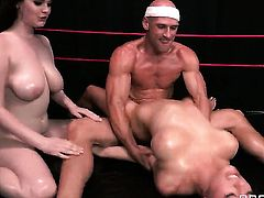 Tessa Lane  Jessica Robbin finds herself getting nailed by Johnny Sins