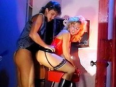 Horny porn sex party beside deepest hammering