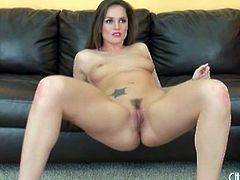 Tori Black teases in lipstick and high heels