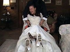 Kidnapped a Ticklish Bride