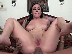 Hard dick slowly ass fucks Jennifer White