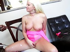 blonde babe layla price @ lex's booty beauties
