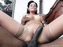 Sean Michaels gets seduced into fucking by Delicious kitty Phoenix Marie with phat ass