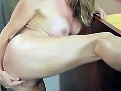 Milf cuckhold sex with BBC Jon Jon