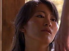 Hot Japanese MILF takes the python And has Her grumble eaten