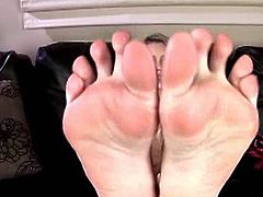 Courtney Cummz likes to talk dirty when she masturbates. She wants her nipples licked and her toes sucked.