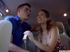 Jade Nile is young, cute and inexperienced Sweet girl is in the mood for cock sucking. But she needs her stepmoms advice before she gets it started. Hot middle aged brunette Bianca Breeze turns younger guy o on.