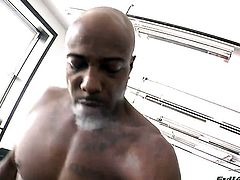 Wesley Pipes before backdoor sex
