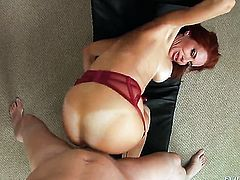Veronica Avluv gives it to hot sex partner