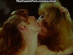 Retro video featuring Brigitte Lahaie, Liliane Lemieuvre, Lucie Doll