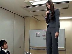 Sensuous Thai Office honey Undresses And Poses inside A unclothed