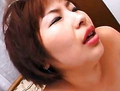 Reina in wedding dress gets vibrator and cock