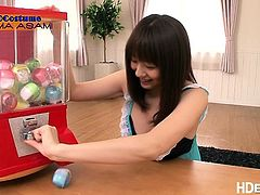 Hot Japanese ladies squirts inhard