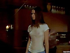 Katherine Waterston nude - The Babysitters