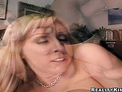 Billy Glide drills charming Jessica Lynns mouth just like crazy