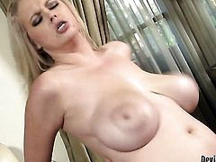 Katie Kox lets man fuck her sweet mouth