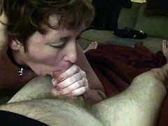 She Takes it ALL - GF BJ