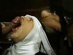 Dirty nuns have sex with priests