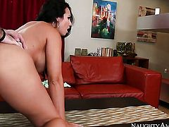 Huge ass Holly West gets fucked