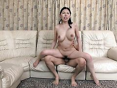 Milf is just desperate for sex in this steamy fuck session