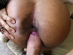 Imani Rose and horny fuck buddy Nacho Vidal do dirty things