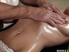 Johnny Sins fucks Victoria Rae Black