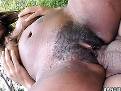Tori Taylor with juicy tits and bald bush enjoys another great cumshot session