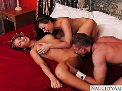 Chanel Preston, Nicole Aniston, Bill Bailey