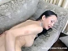 Ange Venus Asian 1 on 1