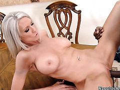 Emma Starr is close to orgasm after a few minutes of fucking with her Prince Yahshua