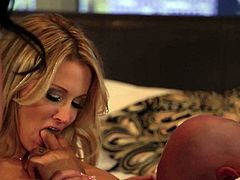 Watch the Jessica Drake and Asa Akira porno. These two lovely girls make a threesome with one lucky guy. They all fuck together in a very sexy scene.