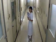 Sexy Korean Nurse has made love in A Hospital By A Patient