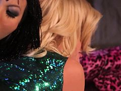 Asa Akira anal lesbian action is something that can get any dick up and at em. Her blonde lesbian friend makes sure that her rectum gets the attention it needs